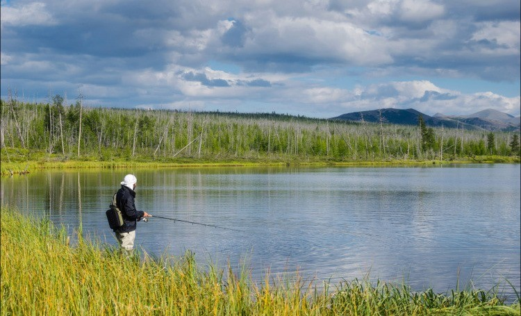 Рыбалка в Республике Коми
