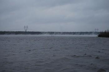 Сургутское водохранилище фото