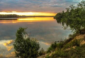 Уводьское водохранилище фото