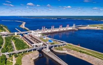 Чебоксарское водохранилище фото