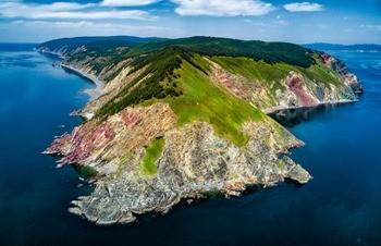 Шантарские острова фото