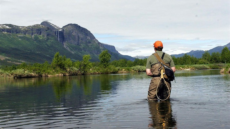 рыбалка в Республике Алтай