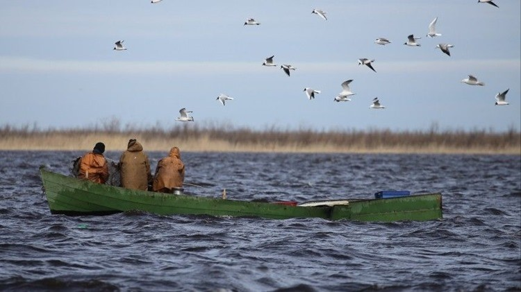 рыбалка на Чукотке фото