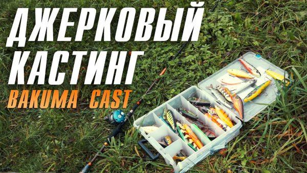 ВИДЕО: Кастинговый спиннинг Surf Master Bakuma Cast для джига и джерков / обзор / Евгений Атрахимович