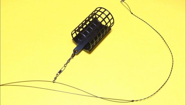 ВИДЕО: Фидерная оснастка симметричная петля | лучшая снасть на карася | фидер для начинающих | рыбалка 2020