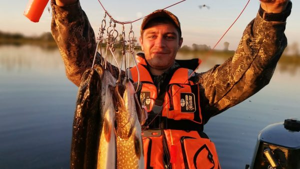 ВИДЕО: Ловля щуки. Поиск щуки на новом водоеме. Рыбалка на спиннинг 2020.