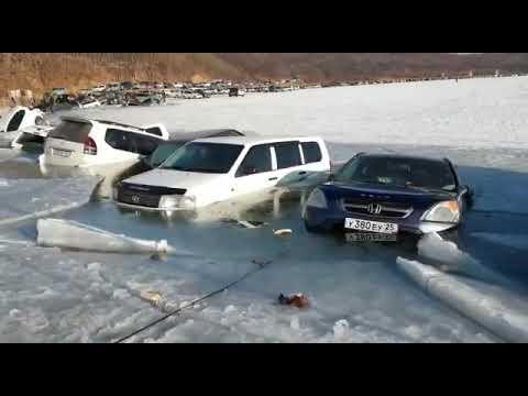ВИДЕО: Порыбачили. Напоминание рыбакам-зимникам