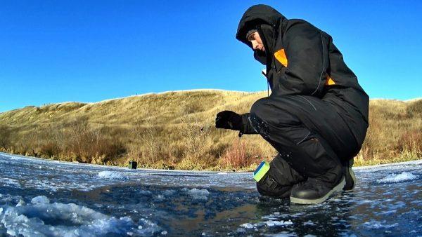 ВИДЕО: Река Дон – Зимняя рыбалка.