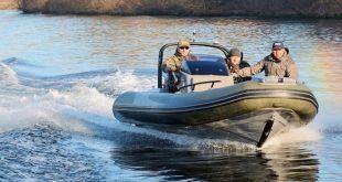 скорость лодка рыбалка
