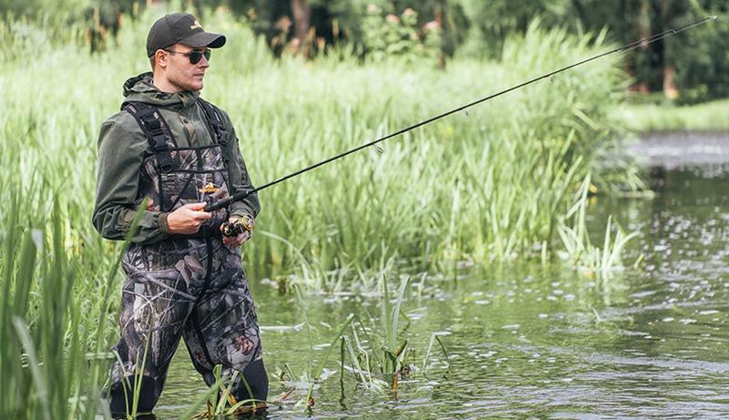 тактический костюм для рыбалки