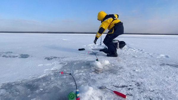 ВИДЕО: Закрытие сезона зимней рыбалки на корюшку в 2021