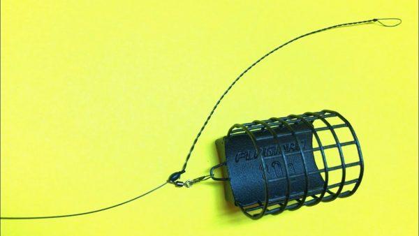 ВИДЕО: Фидерная оснастка Инлайн. Фидер для начинающих. Лайфхаки и самоделки для рыбалки. Рыбалка 2021
